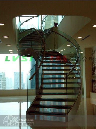 玻璃楼梯_商业信息-无忧装饰建材网搜索频道