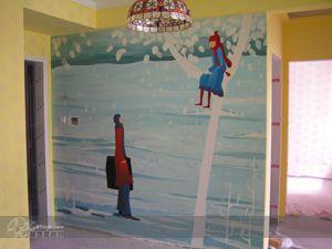 餐厅手绘 作品 家居设计图库 效果图,实景图,样板间,建筑设